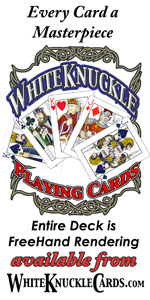White Knuckle Cards