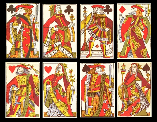 Rouen Playing-Cards