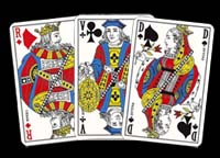 French standard playing=cards