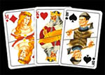 Lithuanian standard playing-cards