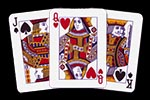 Danish standard playing-cards