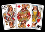 Russia standard playing-cards